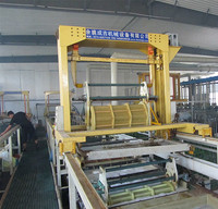 Barrel plating line