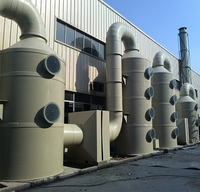 Waste gas treatment equipment 2
